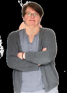 Nadine Hartmann von Schierbecker.org-Portrait